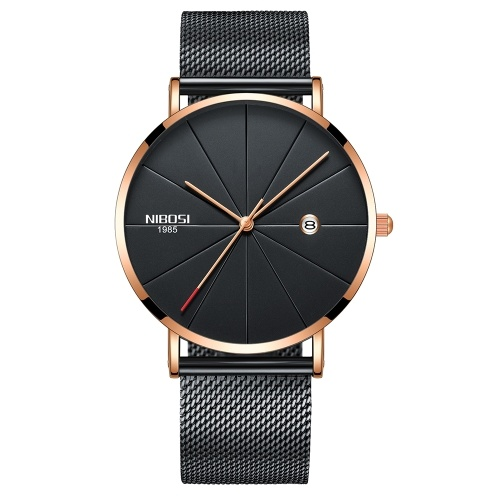 Montre tendance simple mode moderne