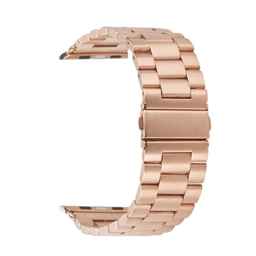 38/42mm Stainless Steel Elegant Watchband Metal Luxury Watch Band with Connector for Apple