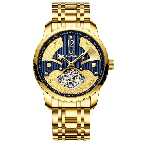 TEVISE Men Fashion Automatic Mechanical Watch