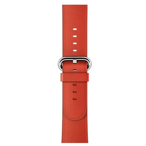 For A-pple Watch 1 2 3 4 5 Universal Leather Strap
