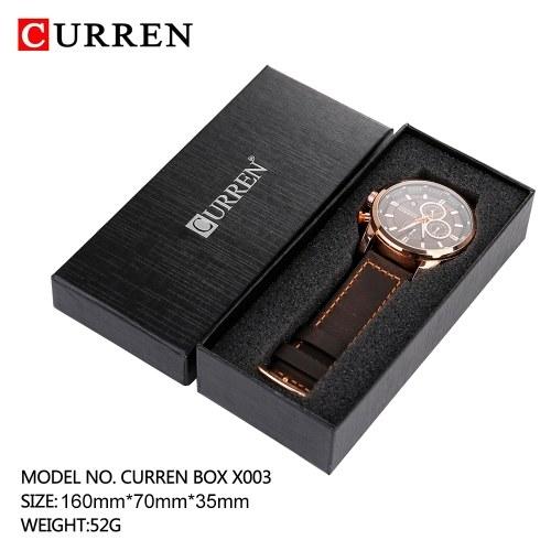 CURREN Watch Box фото