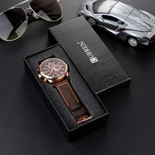 CURREN Watch Box
