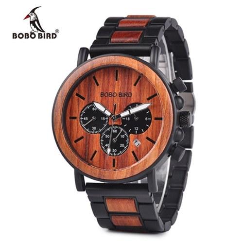 BOBOBIRD P09-1 Men Quartz Watch фото