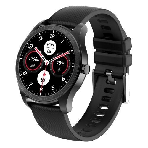 KINGWEAR 1.2 '' Tracker d'activité Smart Watch à écran tactile haute définition