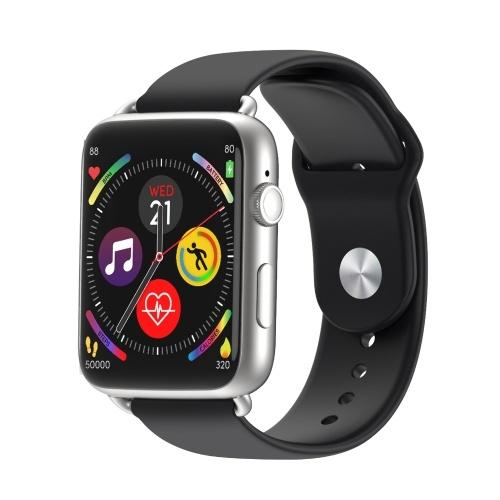 DOMIWEAR DM20 1.88 '' 4G Smart Watch Sport Armband - Silber, 3 GB + 32 GB