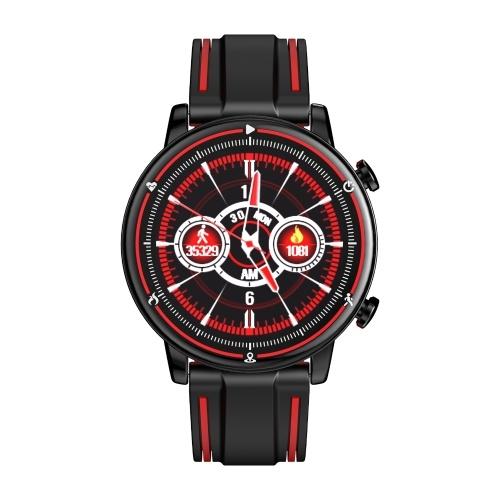 Q83 1,28-Zoll-Touch-Smartwatch-Sportuhr mit Herzfrequenzüberwachung