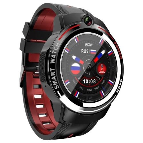 LOKMAT LOK02 1.39 Inch AMOLED Full Touch 4G Smart Watch 3GB+32GB