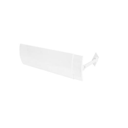 Windabweiser für Klimaanlage, Anti-Direkteinblasung, einziehbare Windschutzwand für Klimaanlage