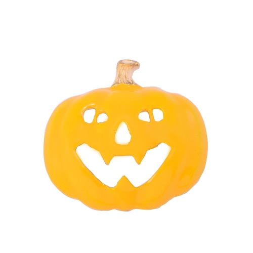 La nueva manera de Halloween de la calabaza de la broche de collar pin de ropa accesorio bufanda hebilla del encanto de la joyería Niza Alquiler de regalo de las mujeres del partido de señora