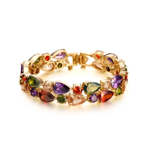 Colorful Zircon Rhinestone...