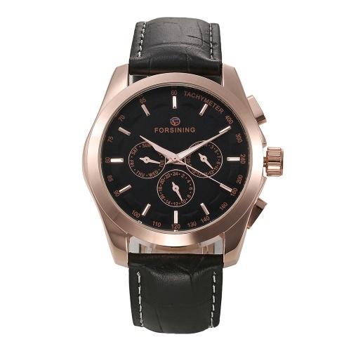 Relojes Forsining Fashion para hombre.