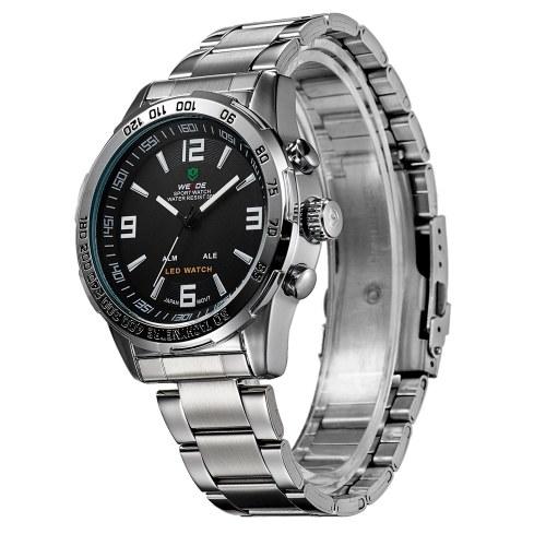 WEIDE WH1009 Quartz Digital Electronic Watch