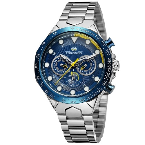 FORSINING 432 Mechanical Men Watch
