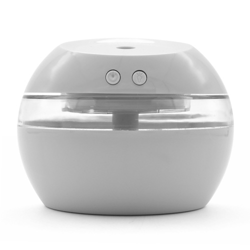 USB Humidifier Oil Aroma Diffuser 300ml Cool Mist Maker LED Lights Night Light for Home Office