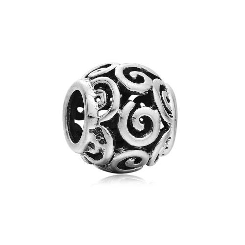 Romacci S925 plata hueco flor encanto DIY joyas de serpiente 3mm cadena pulsera brazalete collar accesorio manera mujeres