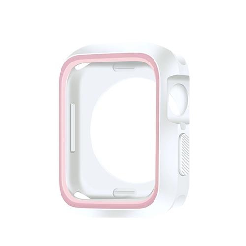 Sílica gel suave watchcase breakingproof tampa do relógio de proteção para o relógio de maçã 3/2