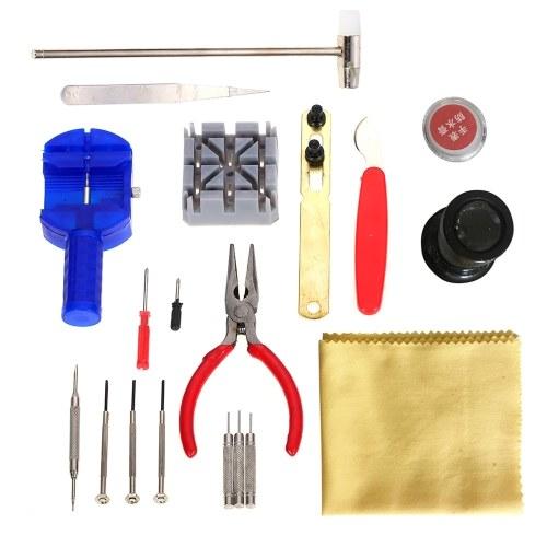 Kit de réparation de montre 19pcs