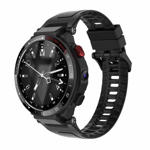 LEMFO LES4 1,6-Zoll-HD-Touchscreen-4G-Smartwatch