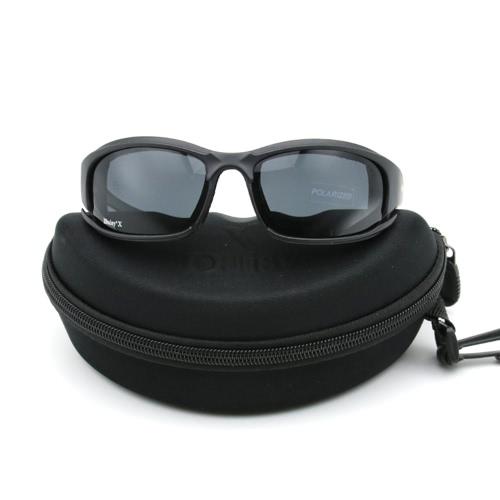 10Pcs Daisy X7 Óculos militares à prova de balas óculos de sol polarizados pelo exército 4 lentes Men Hunting Shooting Tactical Eyewear