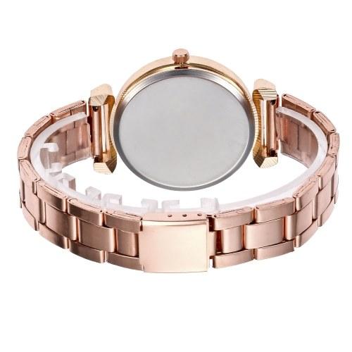 Moda diamante relógio número escala coração quartzo relógio liga banda para mulheres decoração