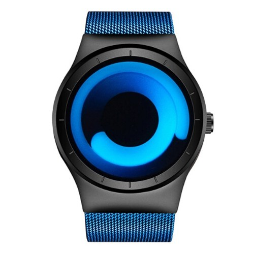 38% OFF GEEKTHINK 6002 New Quartz Watch,limited offer $15.59