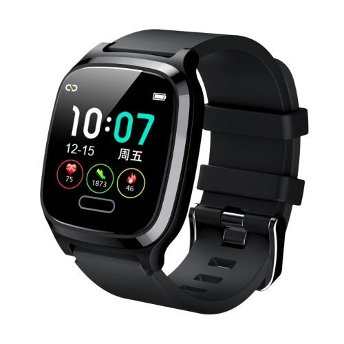 """Relógio esportivo com pulseira inteligente L8star R9 de 1,3 """"com tela IPS"""