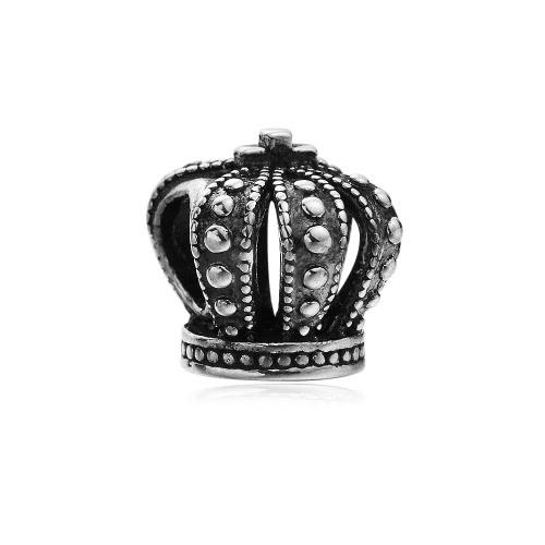 Romacci S925 plata corona Europea grano encanto para las mujeres 3mm serpiente cadena pulsera brazalete collar moda accesorio de la joyería DIY