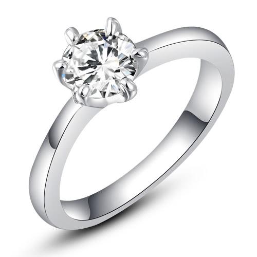 Roxi Hot klasyczna New Fashion Pozłacany pierścień Fine Jewelry Charm dla kobiet prezent ślubny Engagement