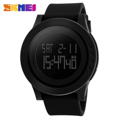 SKMEI Brand Moda Digital Men Sports Militar Assista