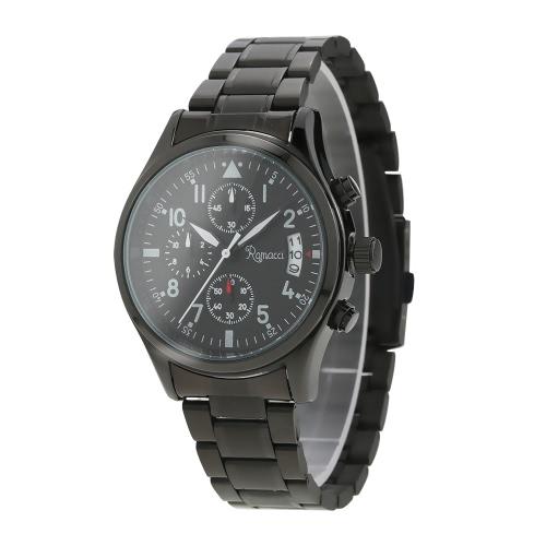 Romacci Fashion 5ATM wasserdichte klassische Uhr