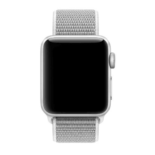 Watch Band Watch Band Bracelet Strap Nylon Woven Sport Loop Bracelet Watch Strap for Apple Watch 1/2/3