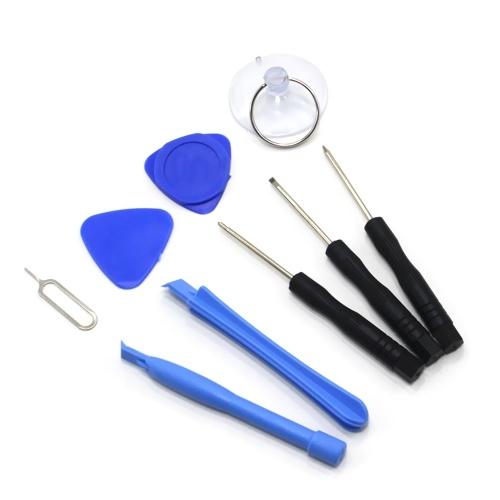 9Pcs для домашнего использования практические часы ремонт инструмента универсальные часы набор инструментов отвертки мобильного телефона