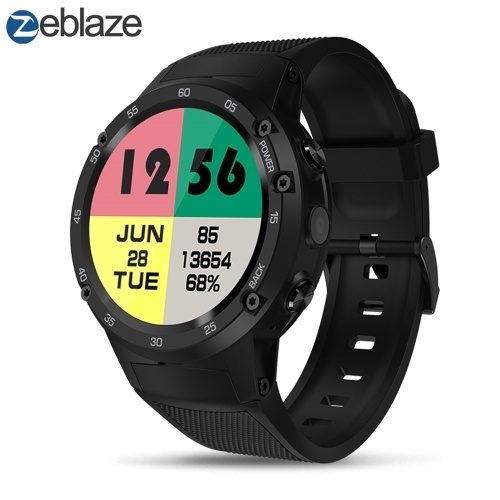 $47.88 OFF Zeblaze Thor 4 4G LTE Smart Watch Phone,free shipping $131.99(Code:MJ2999)