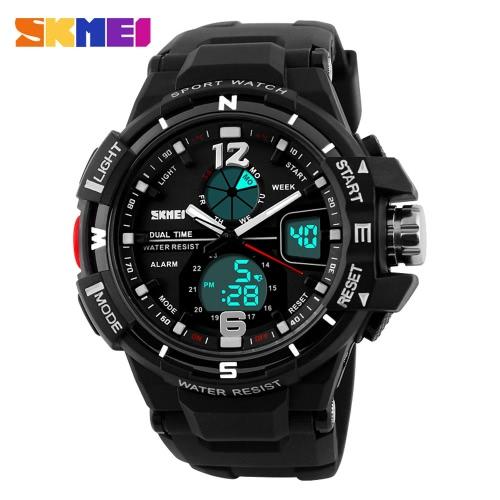 Sport Watch de borracha resistente à água relógios estudantes SKMEI venda quente moda homem relógio de pulso masculino
