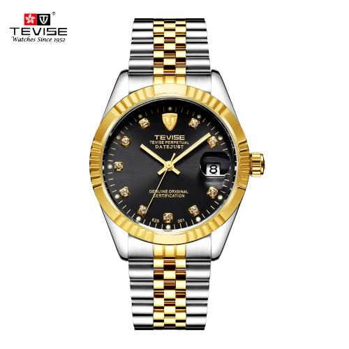 Relógio Mecânico Automático TEVISE 629-001