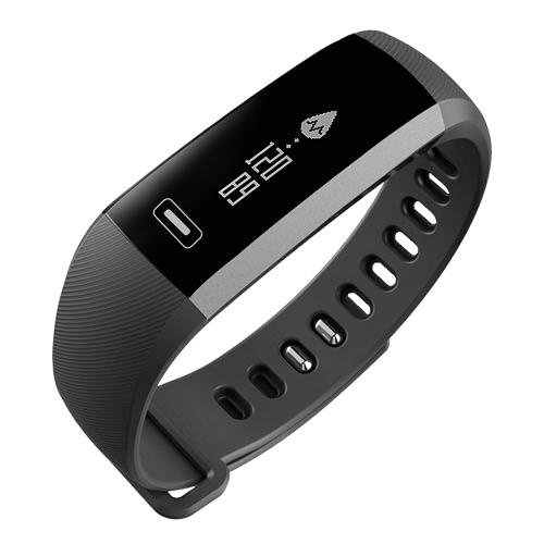 CURREN R5 PRO Alarme Inteligente Wrist Band Multifuncional Heart Rate Monitor Relógio Bt 4.0 Professional Academia Atividade Pulseira Unisex Sports Watch inteligente Pulseira para iOS Android