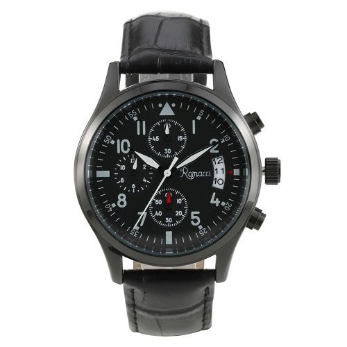 Romacci 5ATM Wodoodporny klasyczny zegarek