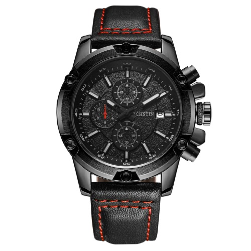 OCHSTIN Fashion Military Style Luminous Quartz Men Watch