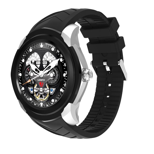 LEMFO LF17 Smart Watch Phone ROM 4G + RAM 512M
