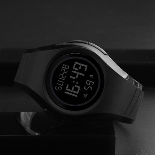 SKMEI 5ATM Water-resistant Sport Watch Students Watch Backlight Wristwatch Male Chronograph Alarm