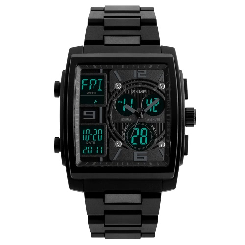 SKMEI 1274 5ATM Wodoodporny cyfrowy zegarek