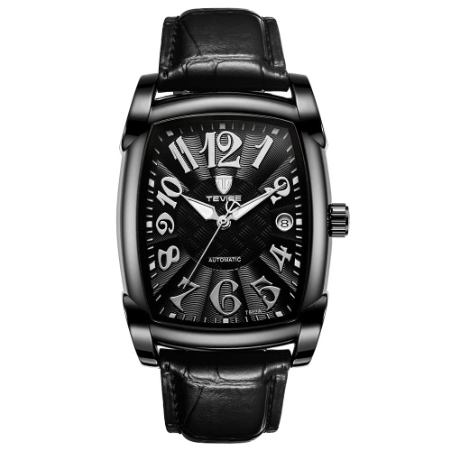 TEVISE Automatic Mechanical Business Men Watch