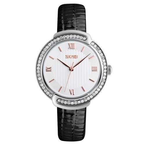 SKMEI 3ATM Water-resistant Quartz Watch