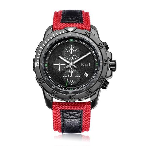 Bolisi Fashion Casual Quartz Watch