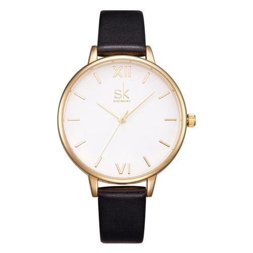 Shengke Fashion Simple Watch