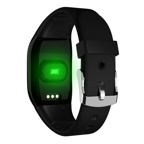"""0.66"""" OLED Water-Proof BT4.0 Smart Wrist Band Touch Screen Smart Bracelet Fitness Tracker Heart Rate Pedometer Sleep Monitor for I"""