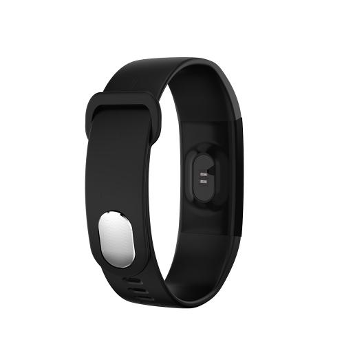 "0.96 ""OLED Water-Proof BT4.0 Smart Wrist Band сенсорный экран Smart Bracelet Фитнес-трекер Heart Rate Pedometer Sleep Monitor для IOS 7.1 и Android 4.4 или выше фото"