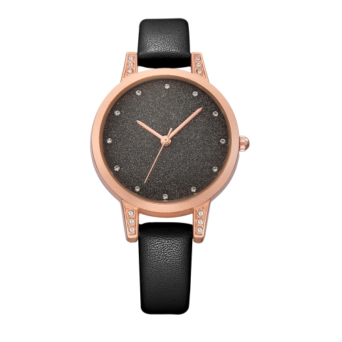 REBIRTH Fashion Casual Quartz Watch 3ATM Water-resistant Watch Women Relógios de pulso Feminino