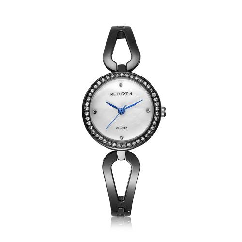 Wiedergeburt Mode Lässig Quarzuhr Leben wasserdicht Uhr Frauen Armbanduhren Weiblich