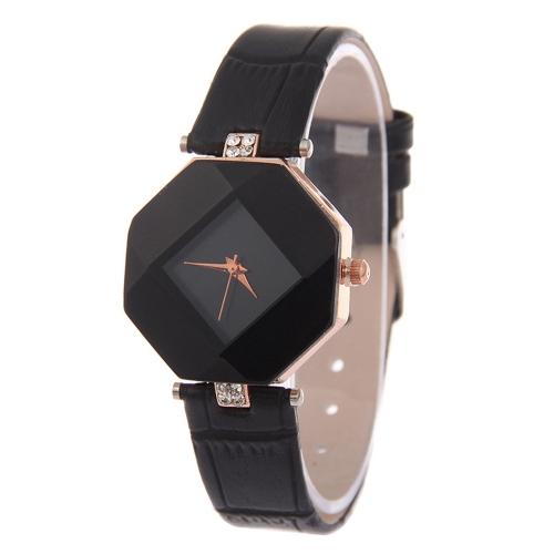 Moda Casual cuarzo reloj vida resistente al agua reloj mujeres relojes de pulsera mujer